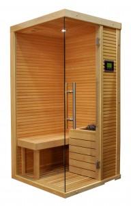 Christmas sauna