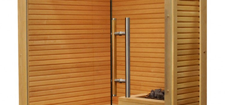 """Sauna in un piccolo spazio """"Christmas"""""""