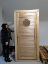 sauna oblò
