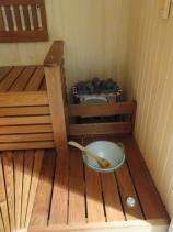 sauna stufa